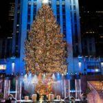 10 datos sobre el árbol de Navidad del Rockefeller Center de Nueva York