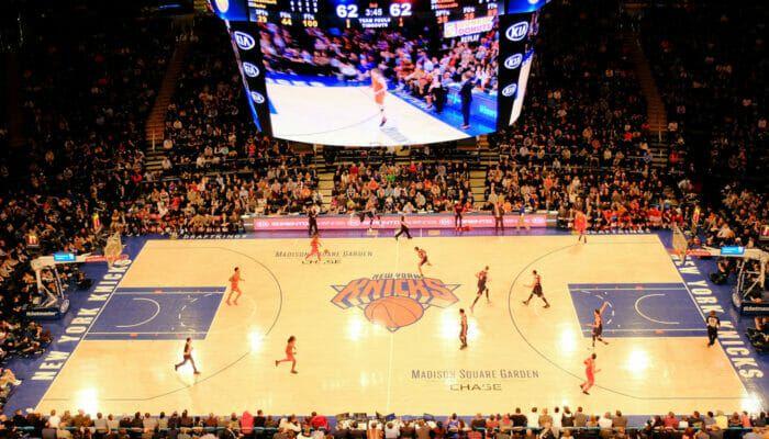 Baloncesto en Nueva York
