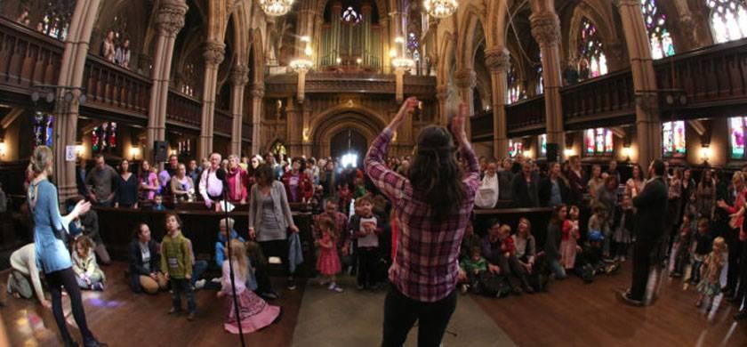 Brooklyn Folks Festival