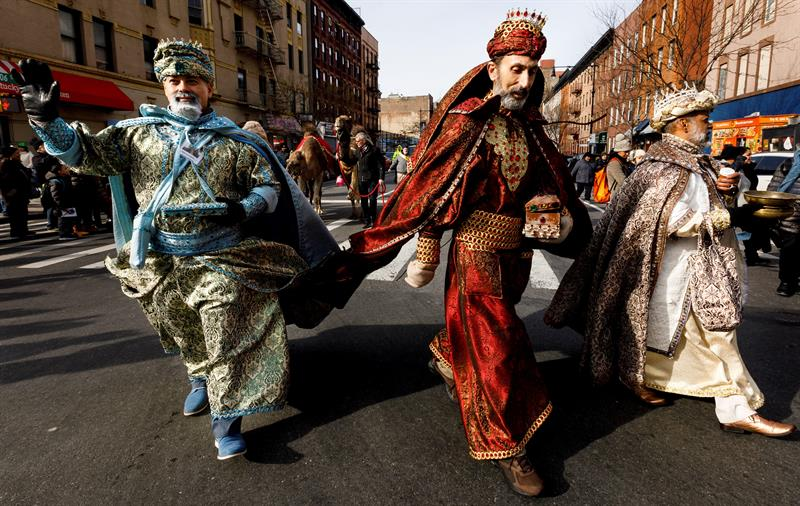 Cabalgata del Día de Reyes