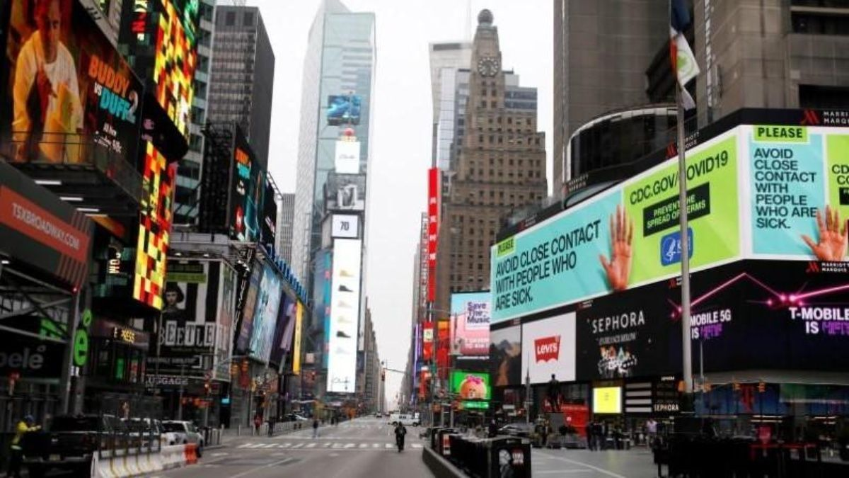 Coronavirus en Nueva York