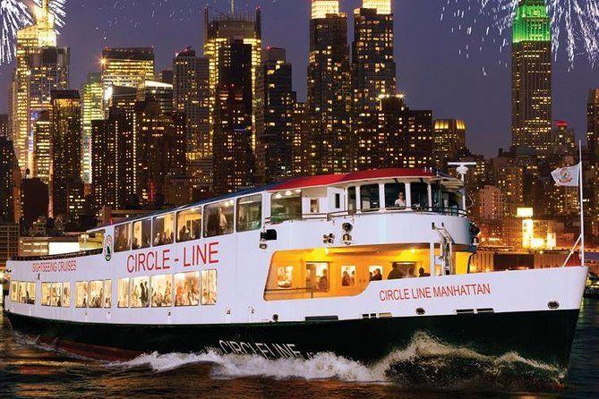 Crucero con brunch del 4 de julio en NYC