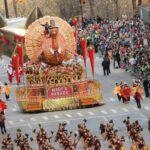 El desfile de Acción de Gracias de Macy's