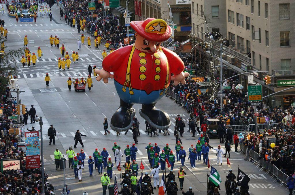 Desfile de Acción de Gracias de Macy's