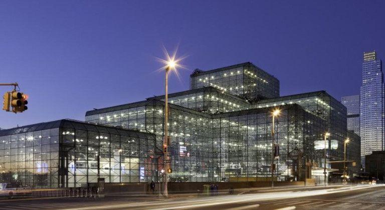 El Centro de Convenciones Jacob K. Javits