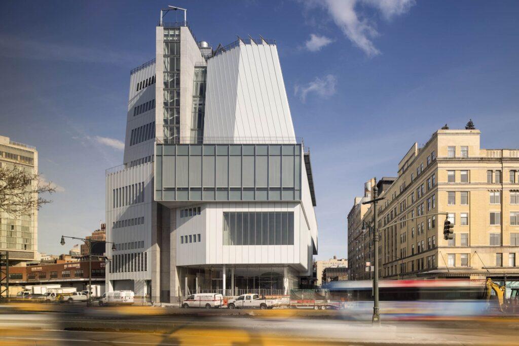 El Museo Whitney de Nueva York