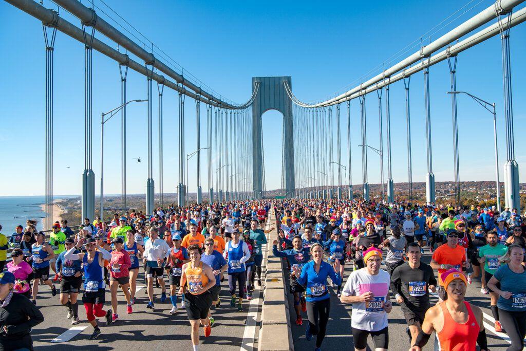 El TCS NYC Marathon