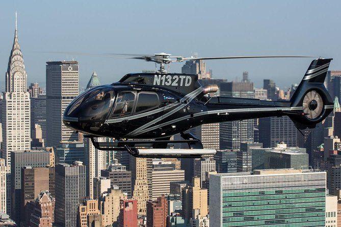 Excursión en helicóptero por Nueva York Manhattan Highlightss