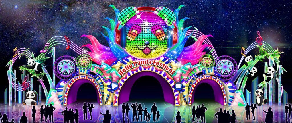 Festival Hello Panda