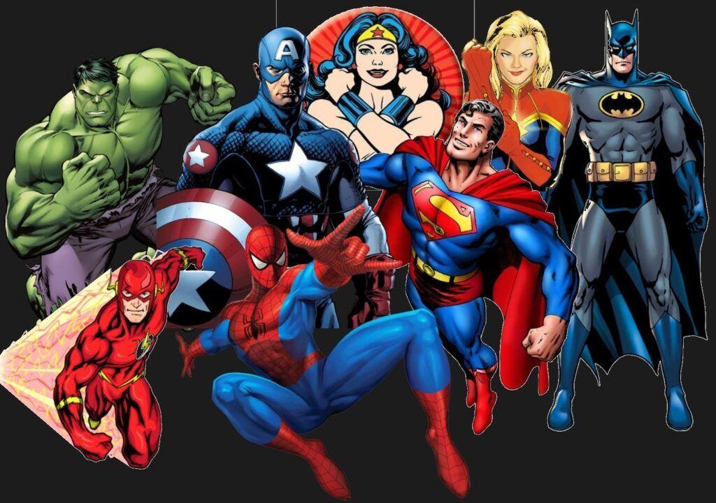 Festival de Superhéroes