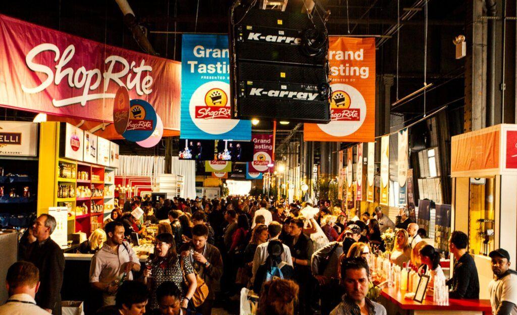 Festival del Vino y la Gastronomía de la Ciudad de Nueva York