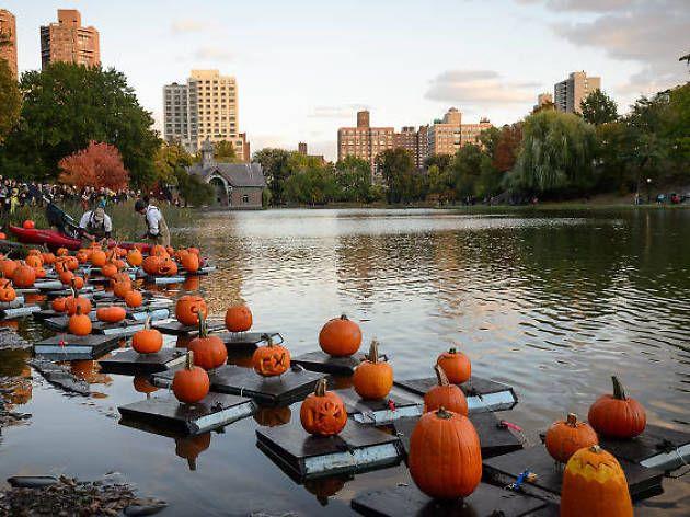 HALLOWEN EN Central Park