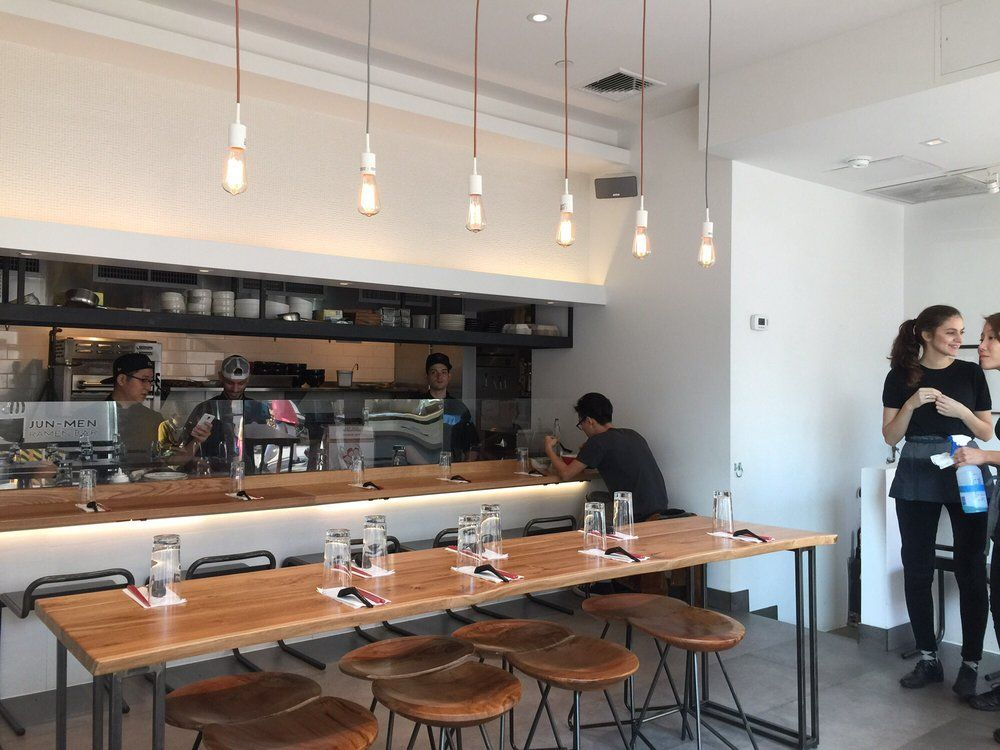 Jun-Men Ramen Bar