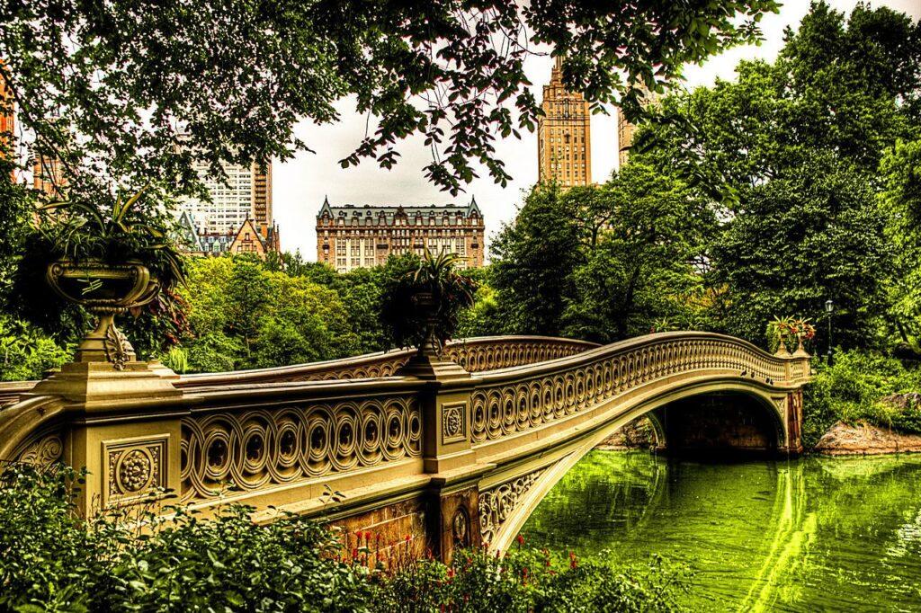 Los puentes de Central Park