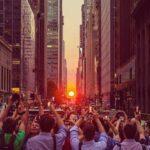 Cuándo y dónde ver el Manhattanhenge
