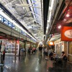Chelsea Market, en el Meatpacking District - Este clásico de los mercados de alimentos sigue siendo un éxito