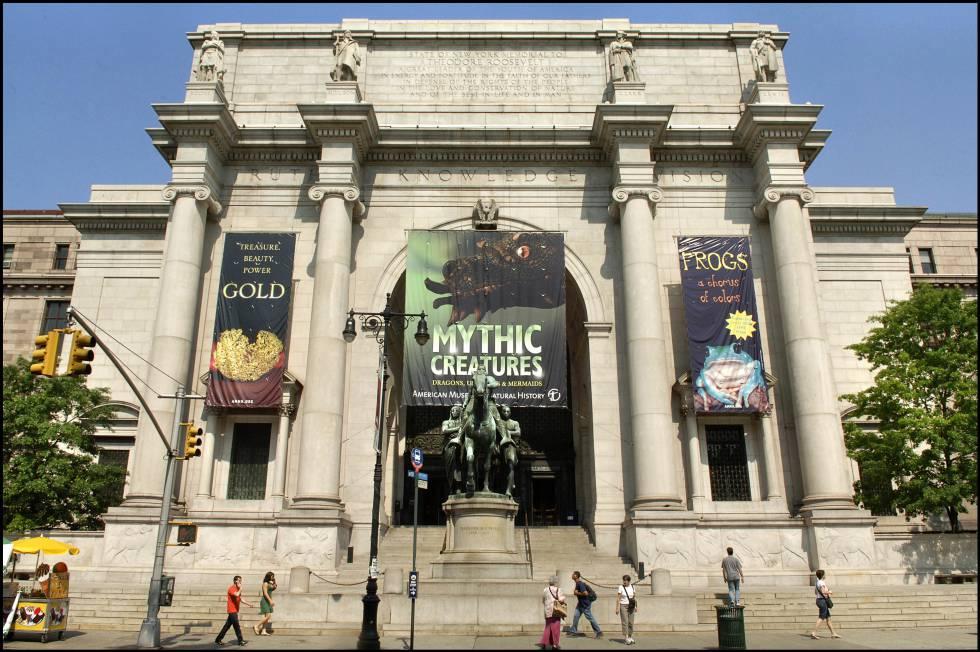 Historia Natural de Nueva York