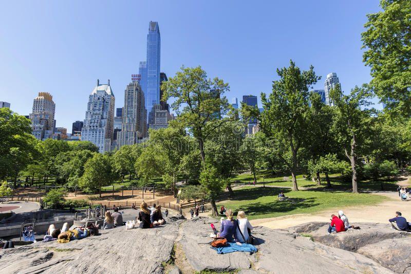 Parque infantil Heckscher de Central Park