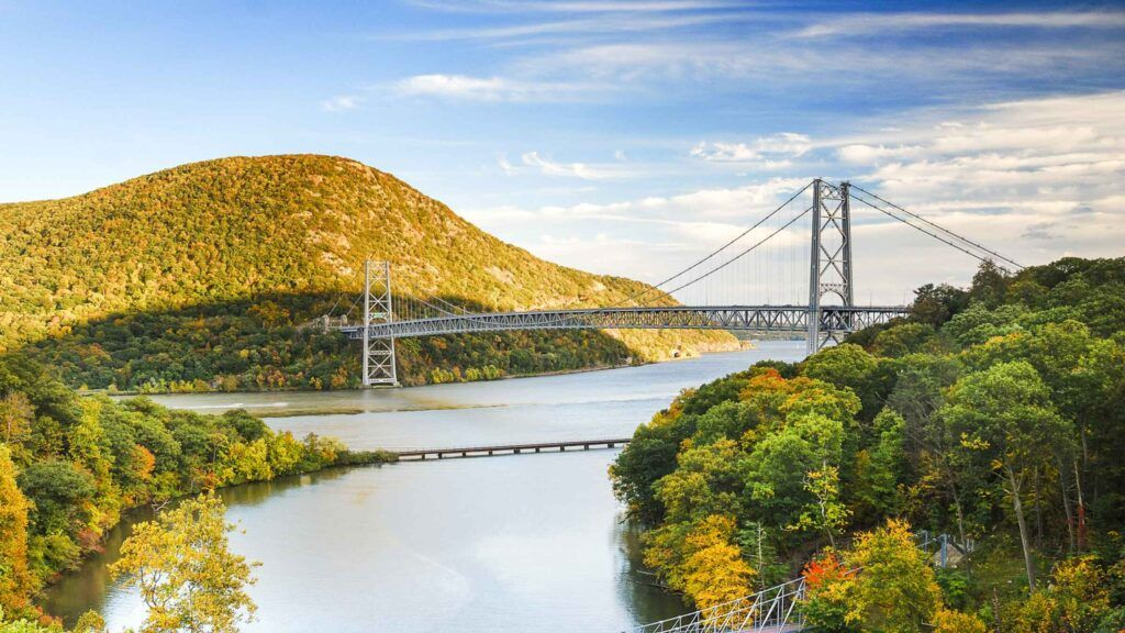 Pasarelas del río Hudson