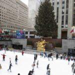 Dónde ir a patinar sobre hielo en Nueva York