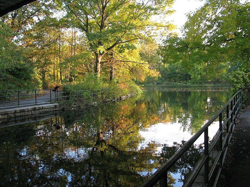 Prospect Park en otoño
