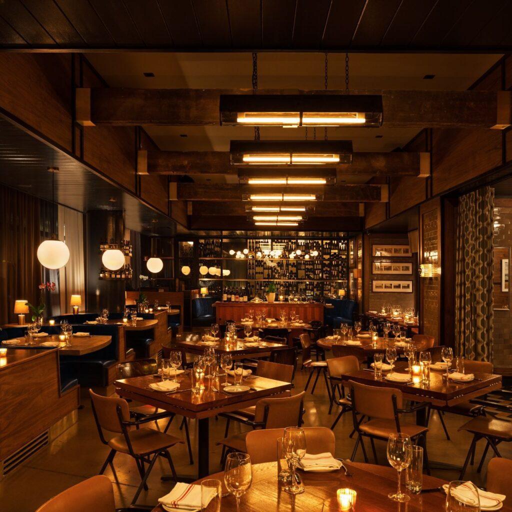 Restaurante Bowery Meat Company,