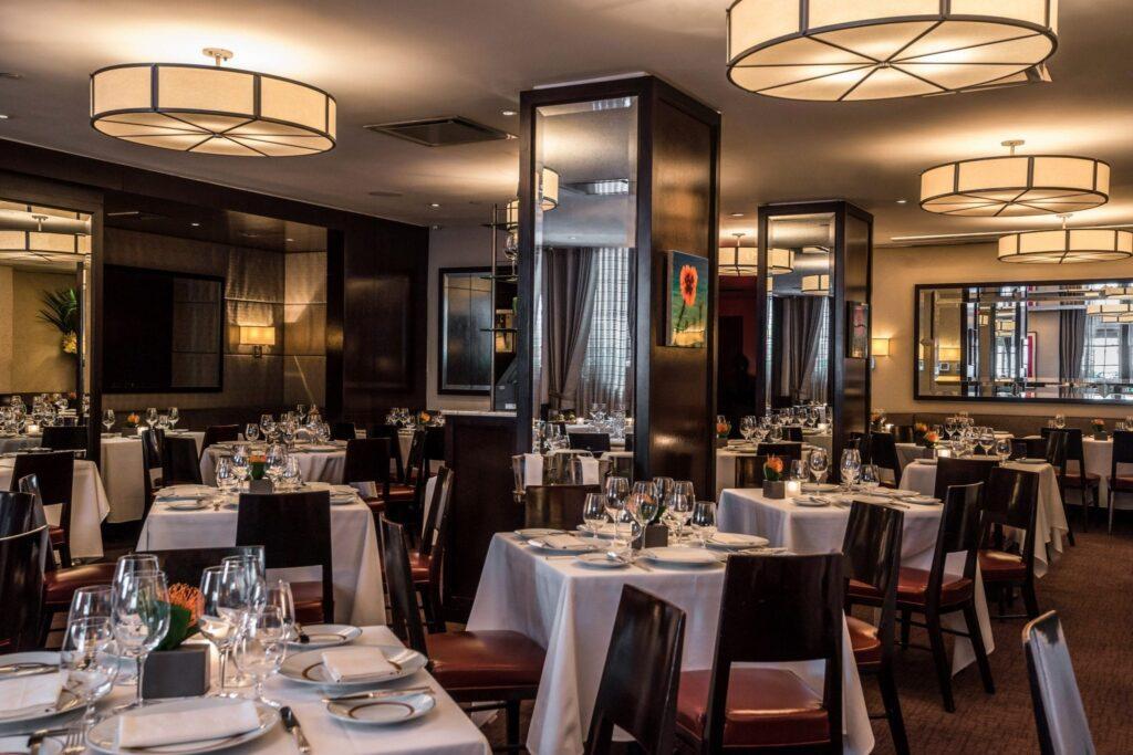 Restaurante Café Boulud