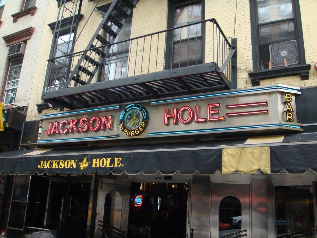 Restaurante Jackson Hole