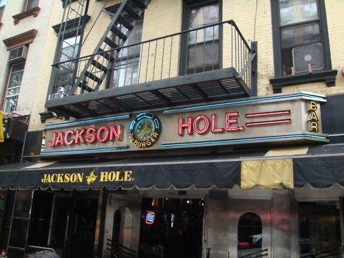 Restaurante Jackson Hole,