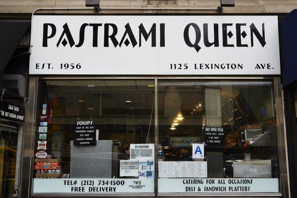 Restaurante Pastrami Queen