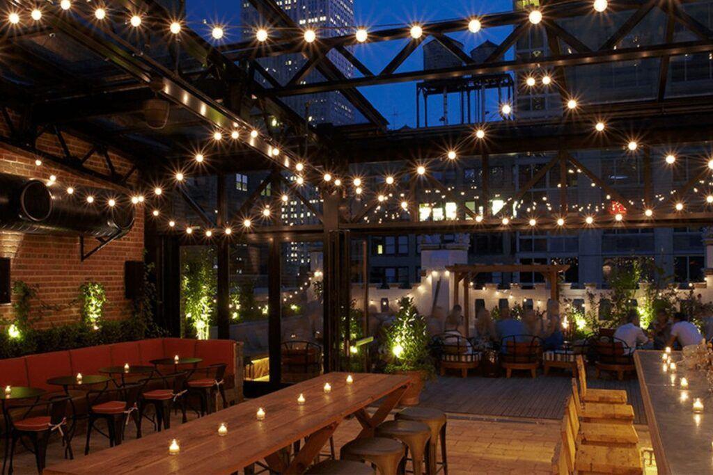 Rooftop Bar Hopping