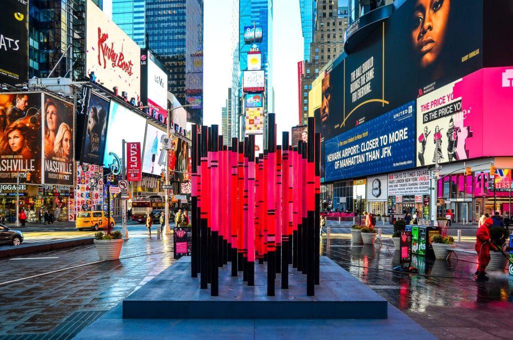 San Valentín en NYC