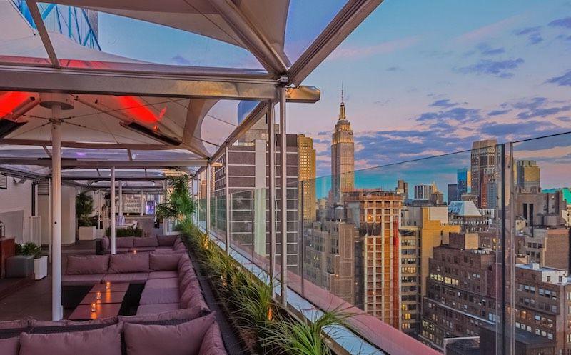 Skyline Rooftop Bar & Lounge