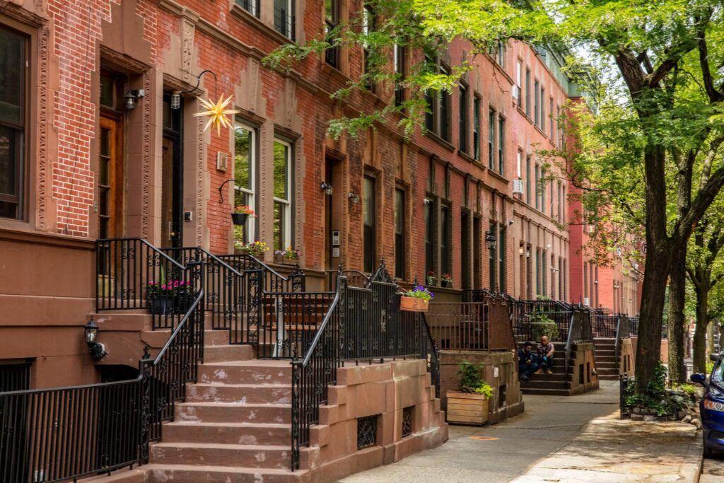 Strivers' Row Harlem