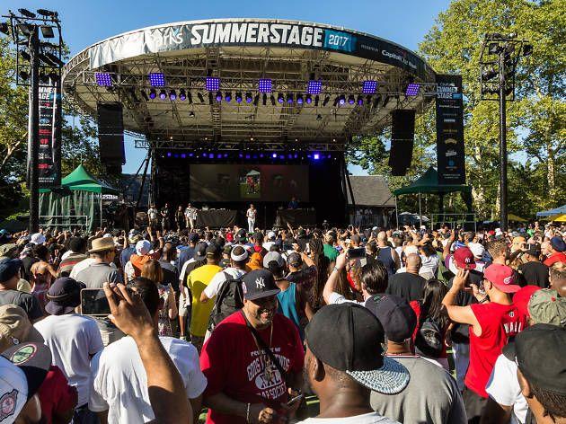 Summerstage Festival