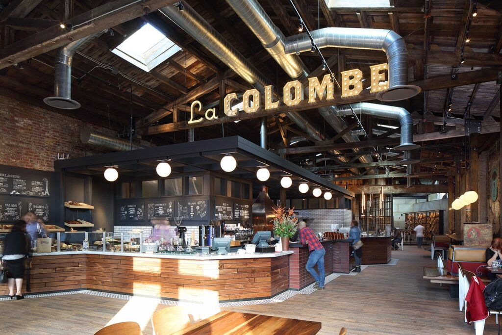 The  Colombe Coffee Roasters