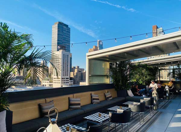 The Empire Rooftop Bar & Lounge
