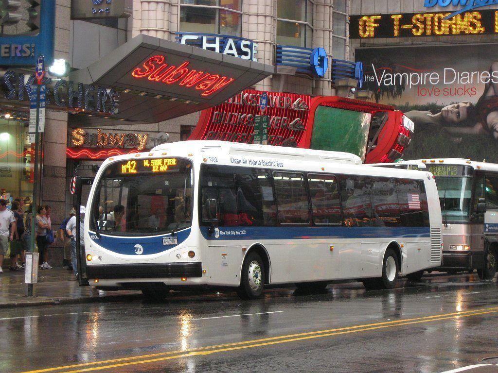 Transporte público de EWR a NYC