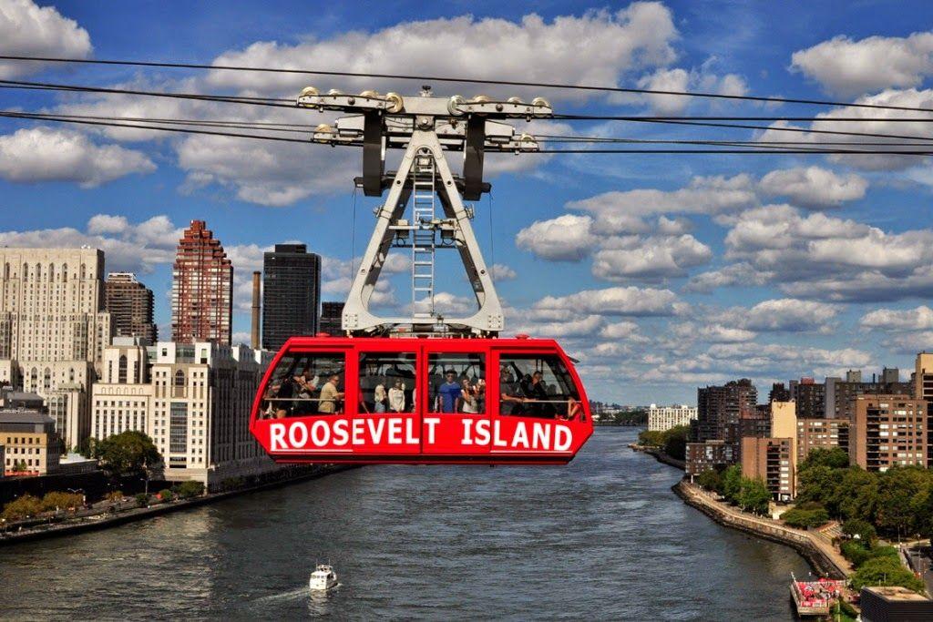 Tranvía de Roosevelt Island