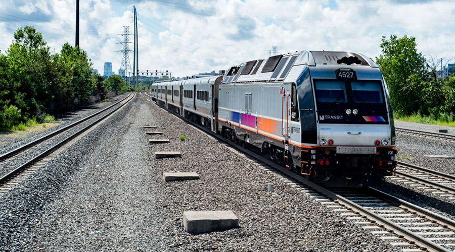 Tren NJ Transit
