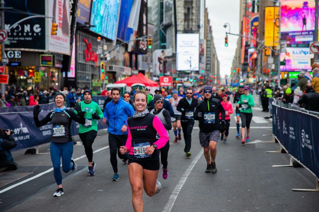 United Airlines NYC Half Marathon