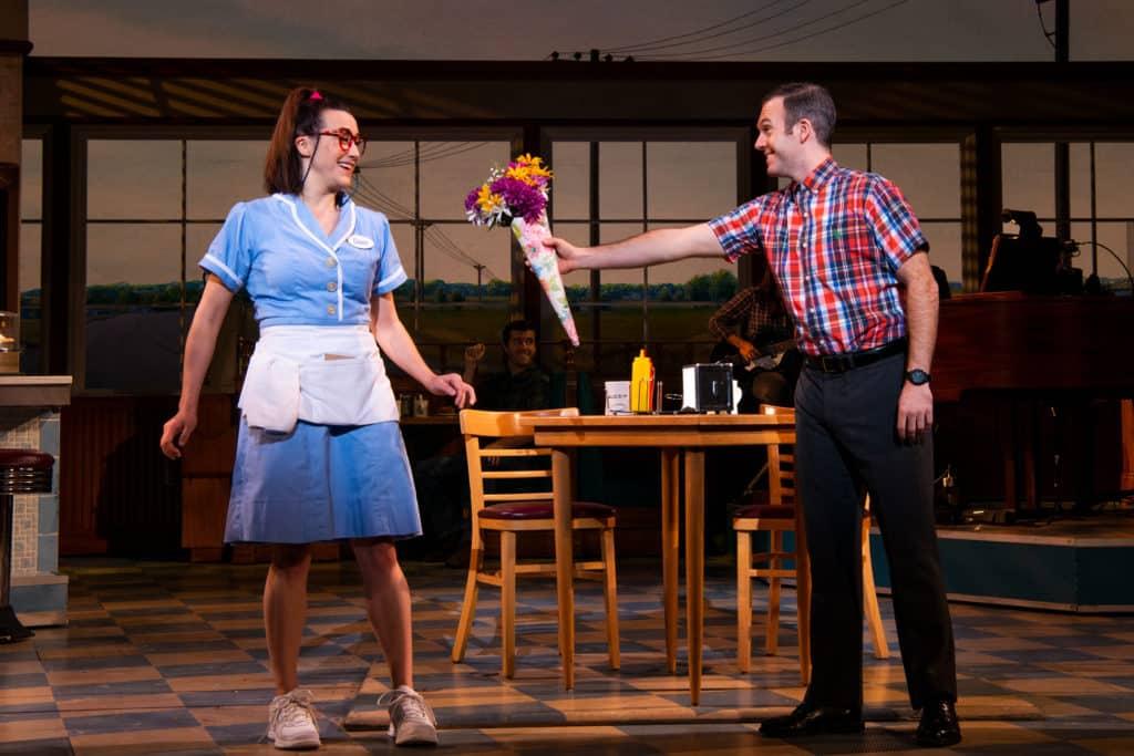 Waitress en Broadway
