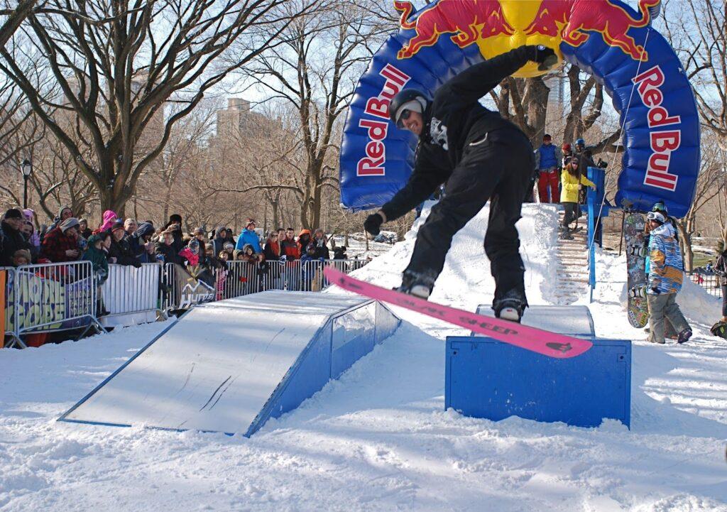 Winter Jam en Central Park