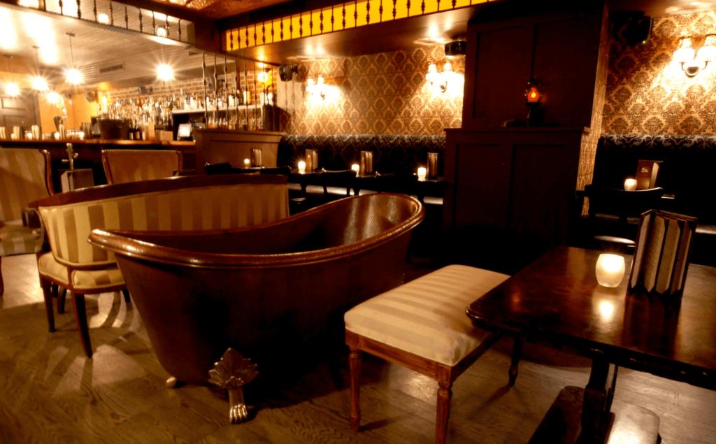 Speakeasy Bathtub Gin