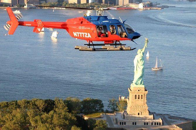 excursión en helicóptero de Taste of NYC