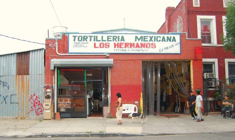 Restaurante Tortillería Mexicana Los Hermanos en Bushwick