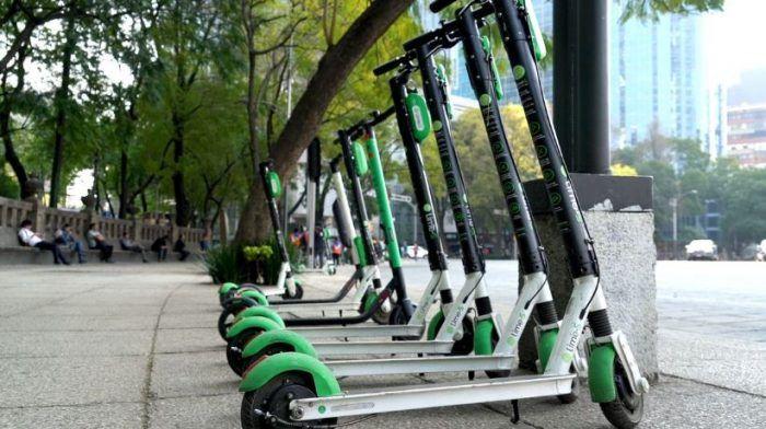 scooters eléctricos en NY